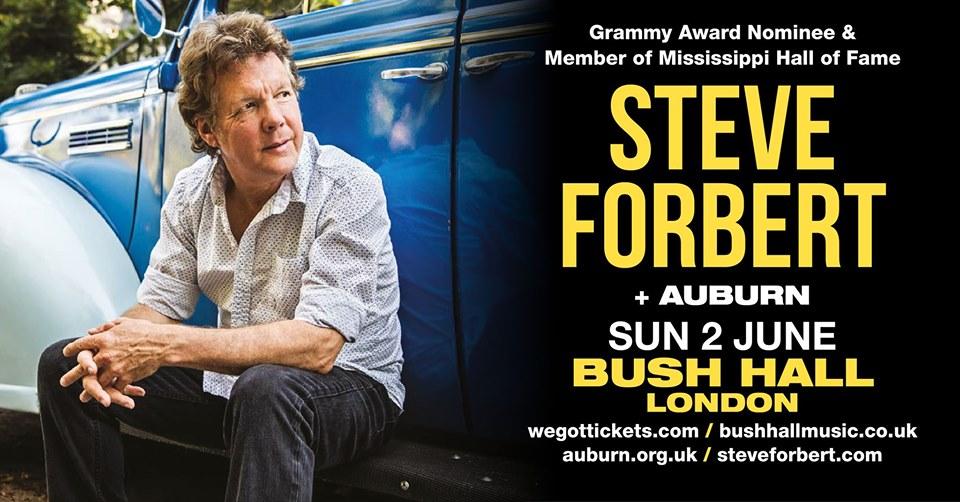 Steve forbert promo